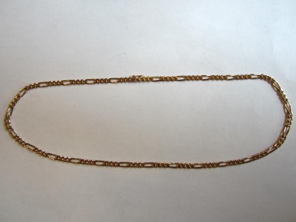 dbd9b04cda8 Cartier kuldkett, pikkus 54cm, laius 4,5mm, kaal 31,37 grammi